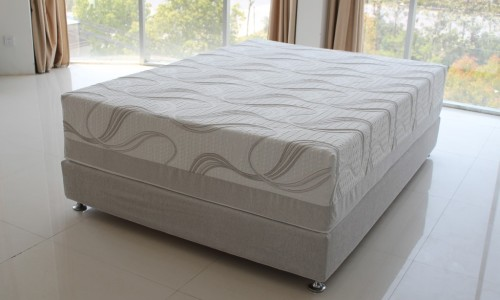 "Gel-Lux Memory Foam Mattresses 10'"" Specs and Features TWIN"